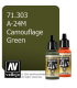 Vallejo Model Air: A-24M Camo Green (17ml)