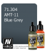 Vallejo Model Air: AMT-11 Blue Grey (17ml)