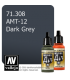 Vallejo Model Air: AMT-12 Dark Grey (17ml)