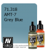 Vallejo Model Air: AMT-7 Grey Blue (17ml)