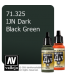 Vallejo Model Air: IJN Dark Black Green (17ml)