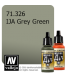 Vallejo Model Air: IJA Grey Green (17ml)