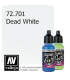 Vallejo Game Air: Dead White (17ml)