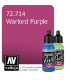 Vallejo Game Air: Warlord Purple (17ml)
