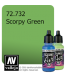 Vallejo Game Air: Scorpy Green (17ml)
