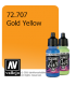 Vallejo Game Air: Gold Yellow (17ml)