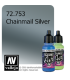 Vallejo Game Air: Chainmail Silver (17ml)