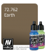 Vallejo Game Air: Earth (17ml)