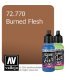 Vallejo Game Air: Burned Flesh (17ml)