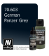 Vallejo Surface Primer: German Panzer Grey (17ml)