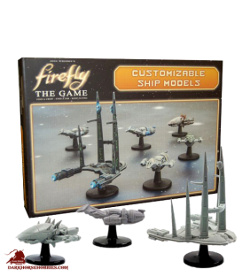 Firefly: The Game - Ship Models I