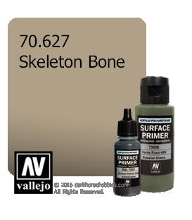 Vallejo Surface Primer: Skeleton Bone (17ml)