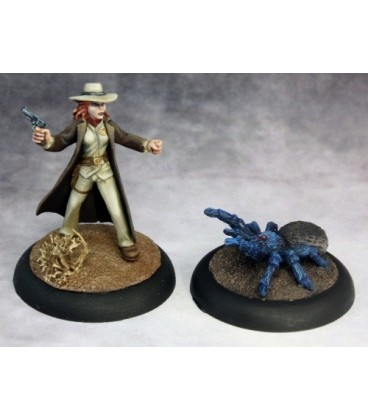 Savage Worlds: Deadlands - Terrantula Set (painted by Martin Jones)