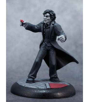 Savage Worlds: Deadlands Noir - Grifter (painted by Rhonda Bender)