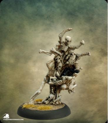 Savage Worlds: Deadlands - Bone Fiend (painted by Martin Jones)