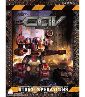 CAV: Strike Operations Hardcover Rulebook
