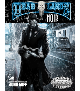 Deadlands Noir: Core Rulebook (Hardcover)