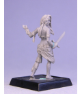 Pathfinder Miniatures: Isabella Locke (master sculpt by Patrick Keith)