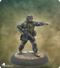 Chronoscope: Delta Force Commando (painted by Martin Jones)