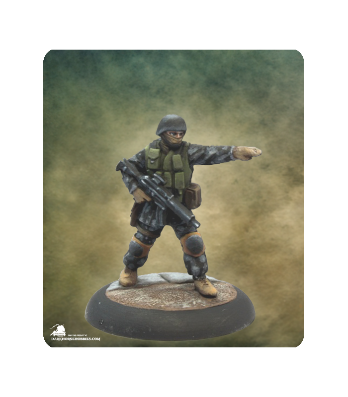 Reaper Chronoscope 50276 Delta Force Commando