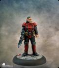 Chronoscope: Rach Soldier (painted by Martin Jones)