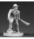 Chronoscope (Pulp Adventures): Jack Harrison, Adventuring Hero (unpainted)
