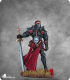 Visions in Fantasy: Male Knight With Weapon Assortment