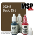 Master Series Paint: Core Colors - 09245 Basic Dirt (1/2 oz)