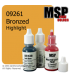 Master Series Paint: Core Colors - 09261 Bronzed Highlight (1/2 oz)