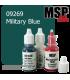 Master Series Paint: Core Colors - 09269 Military Blue (1/2 oz)
