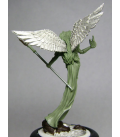 Dark Sword: Thief of Hearts 5 - Female Mage with Staff (master sculpt by Jeff Grace)