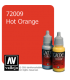 Vallejo Game Color: Acrylic Paint - Hot Orange (17ml)