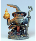 Critter Kingdoms: Frog Wizard (painted by Marike Reimer)