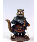Critter Kingdoms: Chet - Field Squirrel Rogue (painted by Marike Reimer)