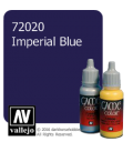 Vallejo Game Color: Acrylic Paint - Imperial Blue (17ml)