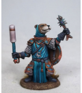 Critter Kingdoms: Harrek - Otter Cleric (painted by Jessica Rich)