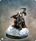 Critter Kingdoms: St. Bernard Warrior