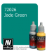 Vallejo Game Color: Acrylic Paint - Jade Green (17ml)