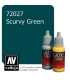 Vallejo Game Color: Acrylic Paint - Scurvy Green (17ml)