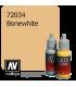 Vallejo Game Color: Acrylic Paint - Bonewhite (17ml)