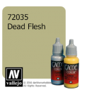 Vallejo Game Color: Acrylic Paint - Dead Flesh (17ml)