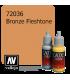 Vallejo Game Color: Acrylic Paint - Bronze Fleshtone (17ml)