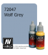 Vallejo Game Color: Acrylic Paint - Wolf Grey (17ml)