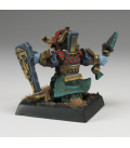 Warlord: Bloodstone Gnomes - Naklak, Tunnel Knight Sergeant (painted by Anne Foerster)