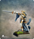 Warlord: Crusaders - Kristianna, Warlord (painted by Anne Foerster)