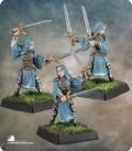 Warlord: Crusaders - Battle Nuns Adept Box Set