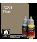 Vallejo Game Color: Acrylic Paint -Khaki (17ml)