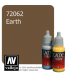 Vallejo Game Color: Acrylic Paint -Earth (17ml)