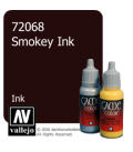Vallejo Game Color: Acrylic Paint -Smokey Ink (17ml)