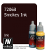 Vallejo Game Color: Acrylic Paint - Smokey Ink (17ml)